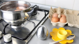 Eier kommen «zu frisch» in den Laden