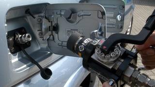 Wasserstoff aus Aarau für Coop-Lastwagen