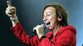 Sängerin Gianna Nannini droht Steuerprozess