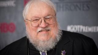 8 Fakten über den «Game of Thrones»-Autor