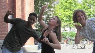 Integration durch Theater: «Hier darf man Dinge falsch machen»