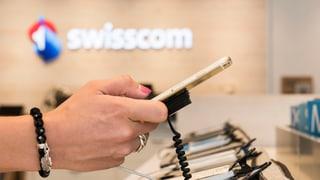 Die Swisscom und das liebe Geld