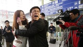 In China schlägt die Trauer in Wut um