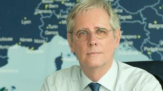Martin Inäbnit: «Diese Turbulenzen stärken uns wohl»