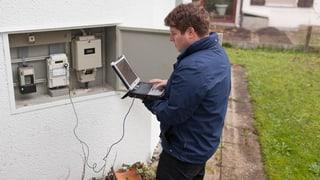 Rhiienergie führt Smart Grid ein