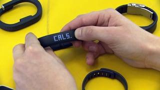 Fitness-Armbänder bringen nicht den gewünschten Effekt