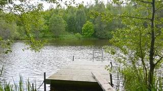 Der Traum vom eigenen schwedischen Badehaus