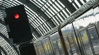 Erneuter Bahnstreik in Deutschland