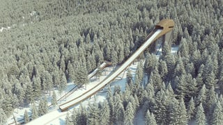 Samedan na vul betg co-finanziar la schanza olimpica
