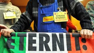 Neue Runde im Asbest-Prozess gegen Schmidheiny
