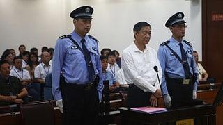 Chinesischer Politkrimi: Bo Xilai weist Vorwürfe zurück
