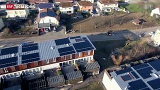 Lösung für Engpass im Ausbau von erneuerbaren Energien