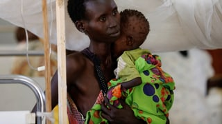 «Die Bedingungen im Südsudan sind extrem schwierig»