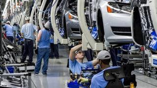 VW streicht in Deutschland 23'000 Stellen