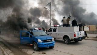 Gewalt und Chaos herrschen im Irak