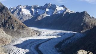 Ein Drittel der Alpen-Gletscher wäre noch zu retten