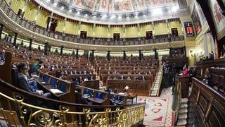 Spanisches Parlament lehnt Haushalt der Regierung ab