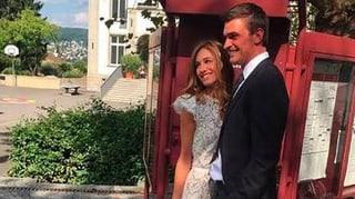 Klammheimlich: Bianca Gubser hat geheiratet