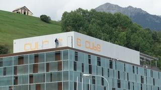Hotel Cube Savognin demontescha logos