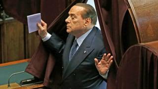 Prozesse gegen Berlusconi werden in Mailand fortgesetzt