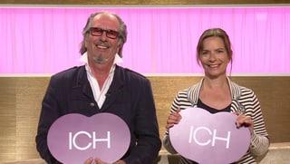 Hans Schenker und Isabelle von Siebenthal (Artikel enthält Video)