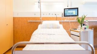 Zu früh aus Spital entlassen? Checkliste soll dies verhindern