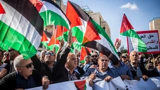 Palästinenser-Präsident Abbas ruft drei Tage Trauer aus