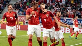 Österreich düpiert Weltmeister Deutschland