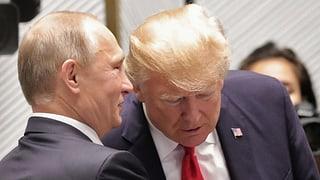 Russland und USA sehen keine militärische Lösung für Syrien