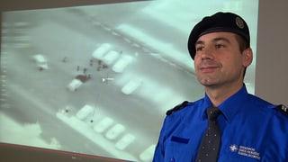 Polizei will Drohnen gegen Verbrecher einsetzen