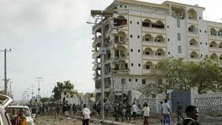 Greva attatga terroristica en la Somalia