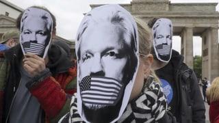 «Gegen Julian Assange wird eine Kampagne gefahren»