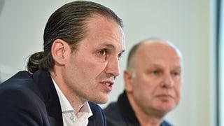 Remo Meyer wird neuer Sportchef