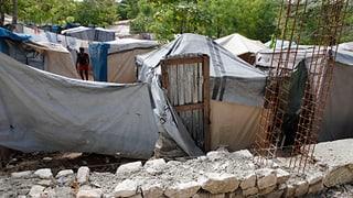 Vergessene Erdbebenopfer in Haiti