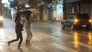 Taifun «Lekima» furiescha en l'Asia da l'Ost