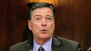Entlassener FBI-Chef Comey sagt nächste Woche aus