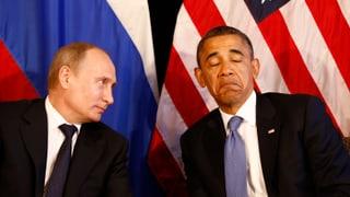 Ton zwischen Russland und dem Westen verschärft sich