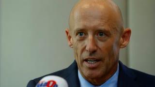 Die Raiffeisen-Bank meldet ein Glanzergebnis. Ihr CEO spricht von «alarmierenden» Verdachtsmomenten im Fall Vincenz.