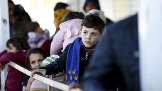 «Almosen sind für Flüchtlinge entwürdigend»