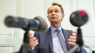 Philipp Müller gibt FDP-Parteipräsidium ab