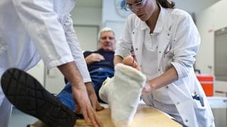 Millionen Franken mehr für aufwändige Pflege im Spital