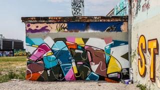 Vom Underground zum Geschäftsmodell: Das Sprayer-Duo One Truth