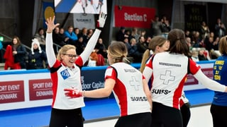 Curling: Las Svizras èn campiunessas mundialas