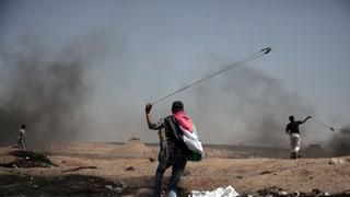 Tote und Verletzte nach Unruhen am Gazastreifen