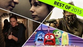 Best of 2015: Die 10 besten Filme des Jahres