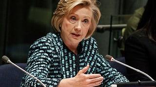 Hillary Clinton warnt vor Putin