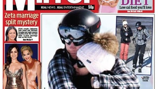Verliebt in Verbier: Prinz Harry in den Schweizer Alpen