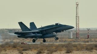 Kanada fliegt erste Luftangriffe gegen IS