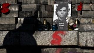 «Der Krieg überschattet die Gedenkfeiern für die Maidan-Opfer»