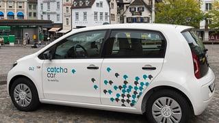 Weniger Autoverkehr in Basel dank «Catch a Car»